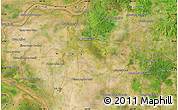 "Satellite Map of the area around 11°40'49""N,105°28'29""E"