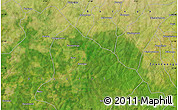 """Satellite Map of the area around 11°40'49""""N,1°37'30""""W"""