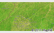 """Satellite 3D Map of the area around 11°40'49""""N,2°37'30""""E"""