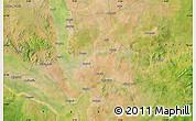 "Satellite Map of the area around 11°40'49""N,4°19'30""E"