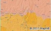 Political Map of Mahuta