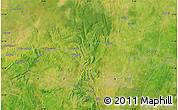 Satellite Map of Mahuta