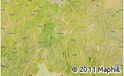 "Satellite Map of the area around 11°40'49""N,8°34'29""E"