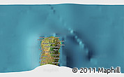 """Satellite 3D Map of the area around 11°20'3""""S,43°25'29""""E"""