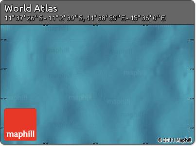 "Satellite Map of the Area around 11°20'3""S,45°7'30""E"