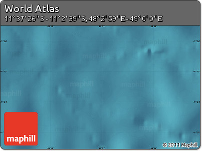 "Satellite Map of the Area around 11°20'3""S,48°31'29""E"