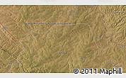 Satellite 3D Map of Mwanongo