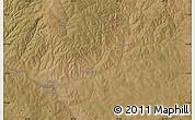 "Satellite Map of the area around 11°51'9""S,28°58'30""E"