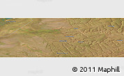 "Satellite Panoramic Map of the area around 11°51'9""S,30°40'29""E"