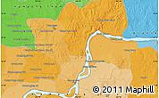 Political Map of Barayn