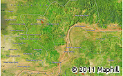 "Satellite Map of the area around 12°11'54""N,105°28'29""E"