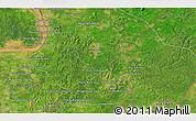 Satellite 3D Map of Phumĭ Kâmpóng Dâmrei