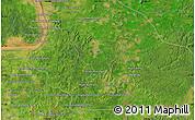 Satellite Map of Phumĭ Kâmpóng Dâmrei