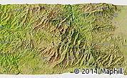 Satellite 3D Map of Bufelī
