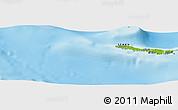 Physical Panoramic Map of Kilmia