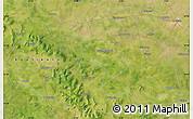 Satellite Map of Koutiala