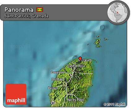Free Satellite 3D Map of Panorama