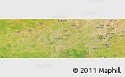 "Satellite Panoramic Map of the area around 12°11'54""N,6°1'30""E"