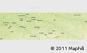 Physical Panoramic Map of Chafe