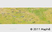 Satellite Panoramic Map of Chafe