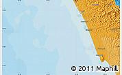 Political Map of Kānnangād