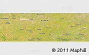 Satellite Panoramic Map of Baban Duhu