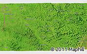 Satellite 3D Map of Āba Golja
