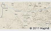 Shaded Relief 3D Map of Āba Golja