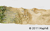 "Satellite Panoramic Map of the area around 12°42'56""N,40°1'29""E"