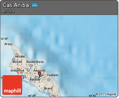 Free shaded relief map of cas ariba shaded relief map of cas ariba publicscrutiny Gallery