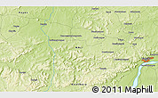Physical 3D Map of Kati