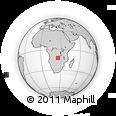 Outline Map of Kalumbila Township ATM, rectangular outline