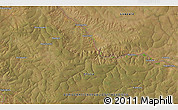 Satellite 3D Map of Mwendama