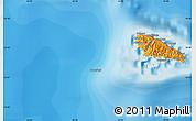 Political Map of Fomboni