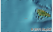 Satellite Map of Fomboni