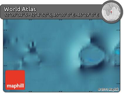 "Satellite Map of the Area around 12°22'13""S,45°58'30""E"