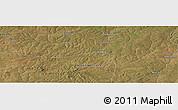 "Satellite Panoramic Map of the area around 12°53'15""S,26°25'29""E"