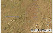 "Satellite Map of the area around 12°53'15""S,29°49'30""E"