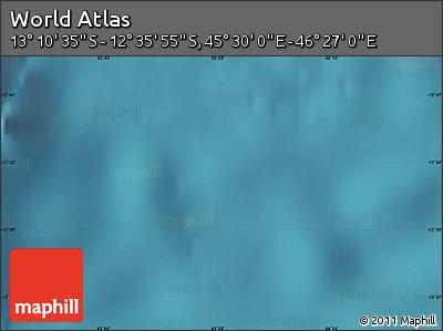 "Satellite Map of the Area around 12°53'15""S,45°58'30""E"