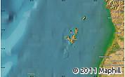 "Satellite Map of the area around 12°53'15""S,48°31'29""E"