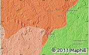 Political Map of Vilhena