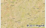 Satellite Map of Diaka