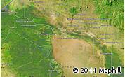 Satellite Map of Phumĭ Svay Sâr
