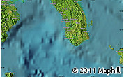 "Satellite Map of the area around 13°13'56""N,122°28'29""E"
