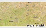 Satellite 3D Map of Zimou