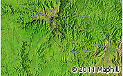 Satellite Map of Dabat