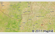Satellite 3D Map of Da