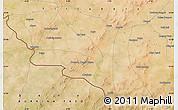 Satellite Map of Téra