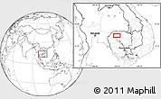 Blank Location Map of Phumĭ Âmpĭl