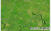 "Satellite Map of the area around 13°44'54""N,104°37'30""E"